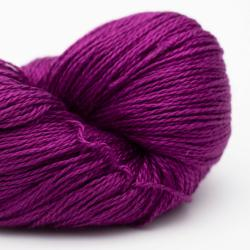 BC Garn Jaipur Silk Fino Purpur
