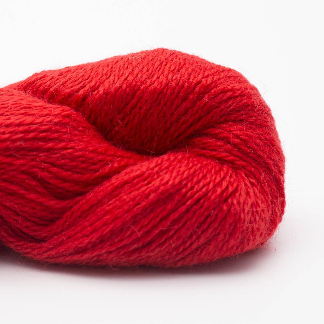 BC Garn Babyalpaca red