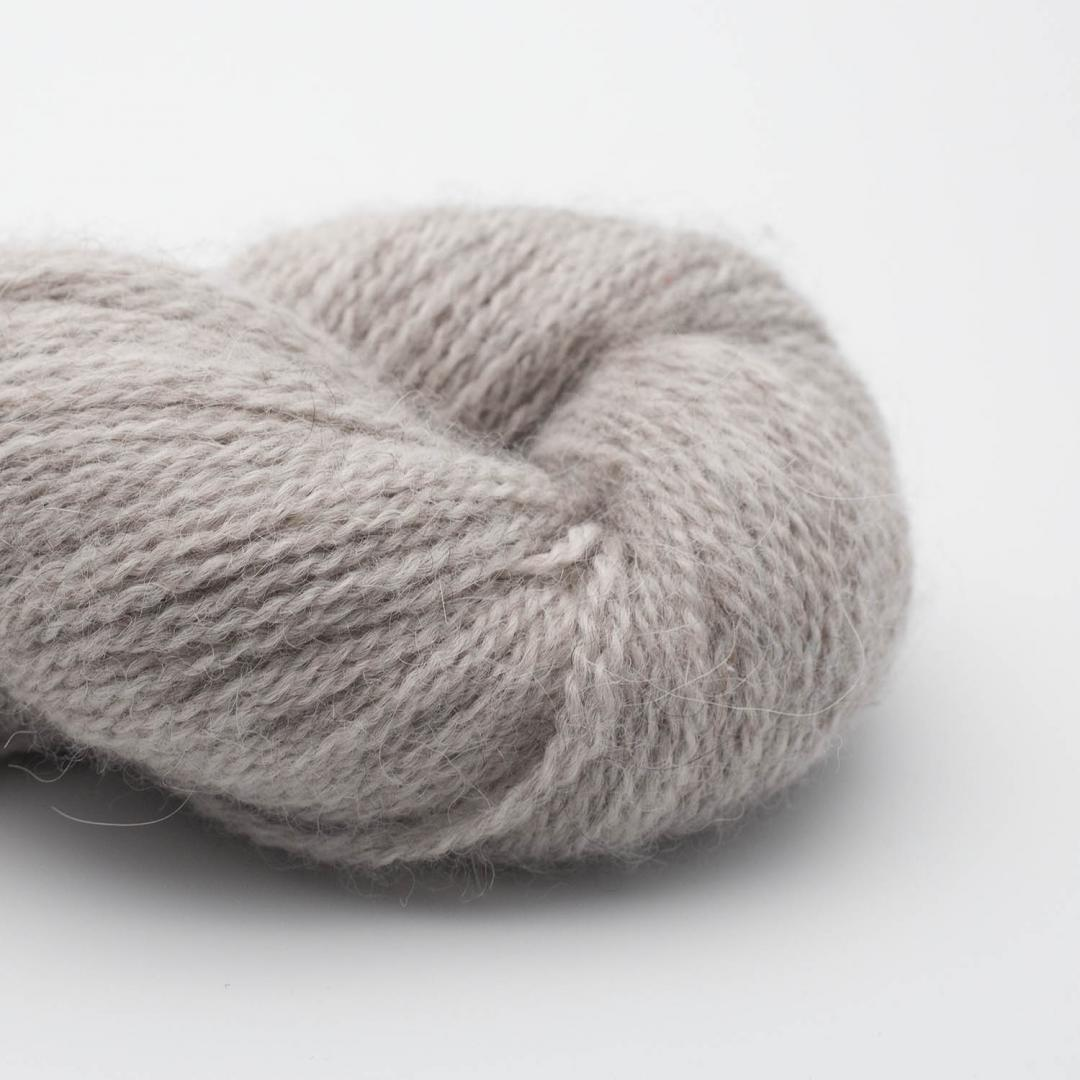 BC Garn Babyalpaca silver (undyed)