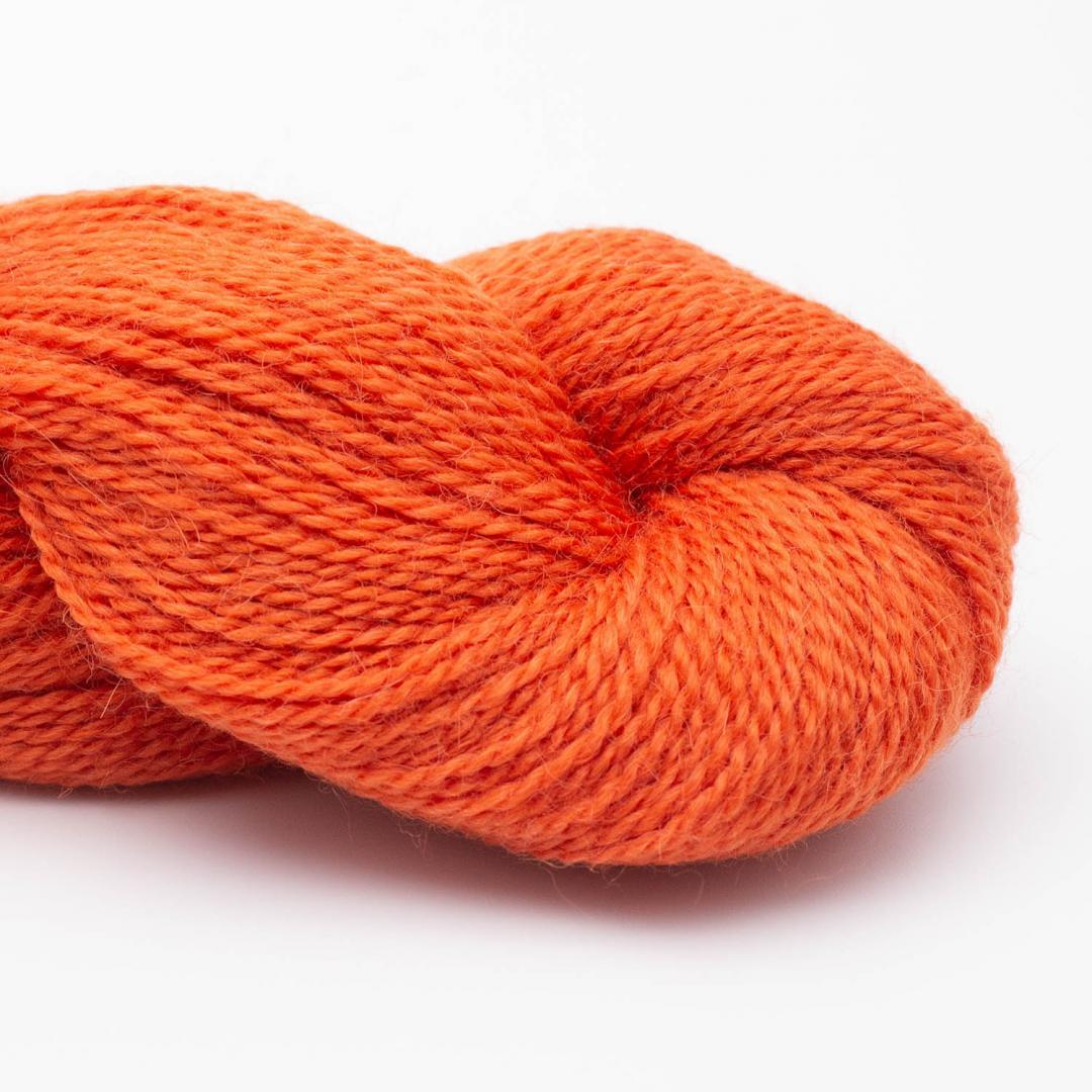 BC Garn Babyalpaca bright orange