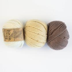 Erika Knight British Blue Wool 25g