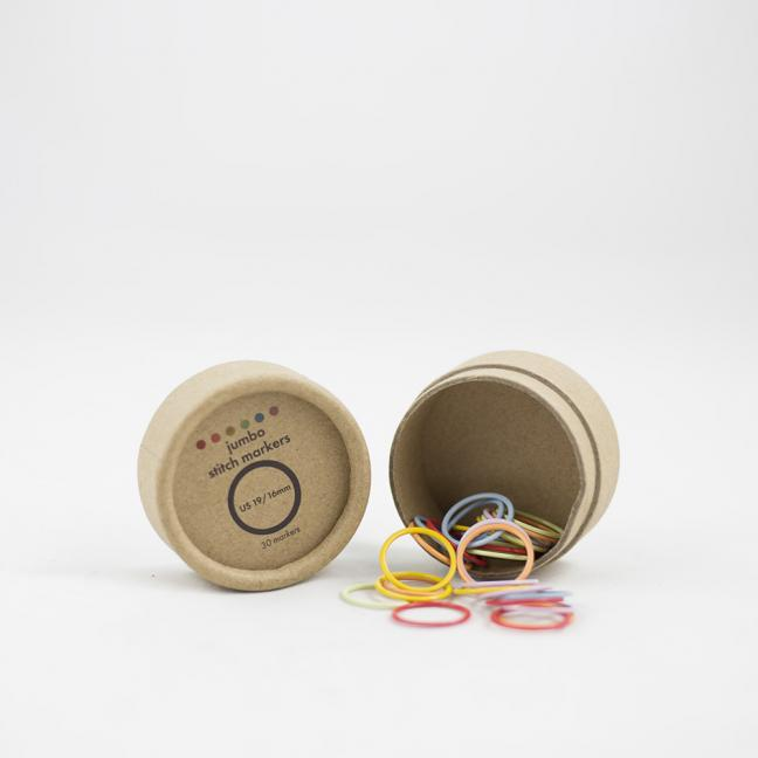 CocoKnits Farverige maskemarkører i 2 størrelser Jumbo