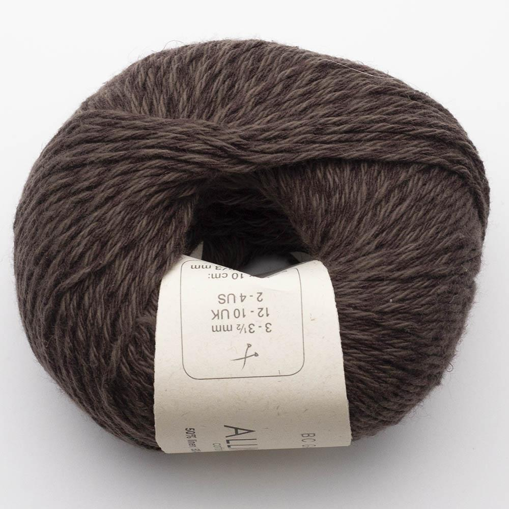 BC Garn Allino dark brown