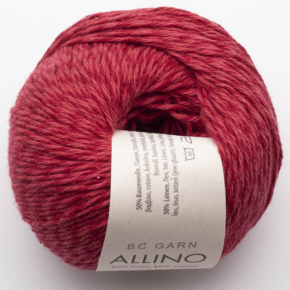 BC Garn Allino cherry