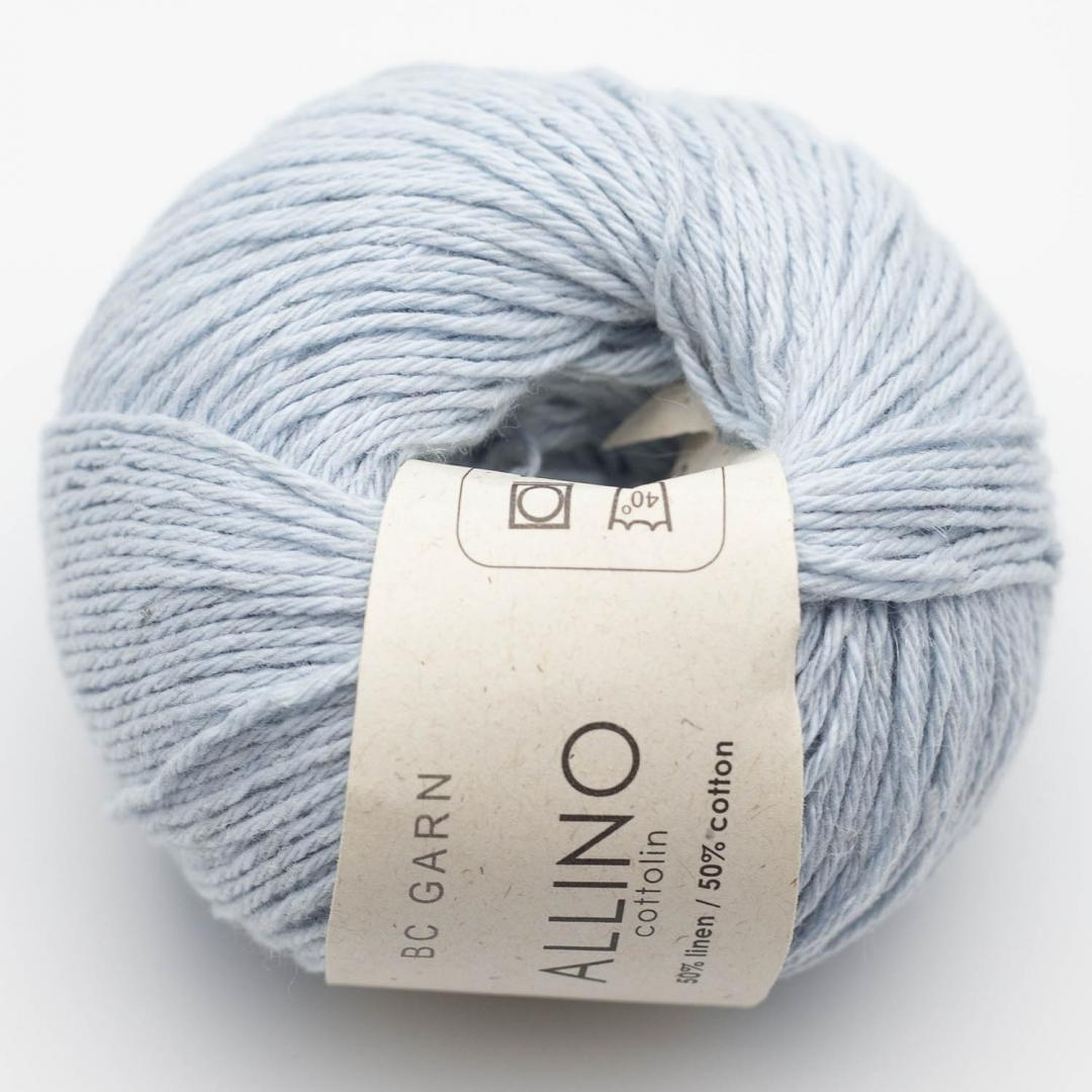 BC Garn Allino light blue