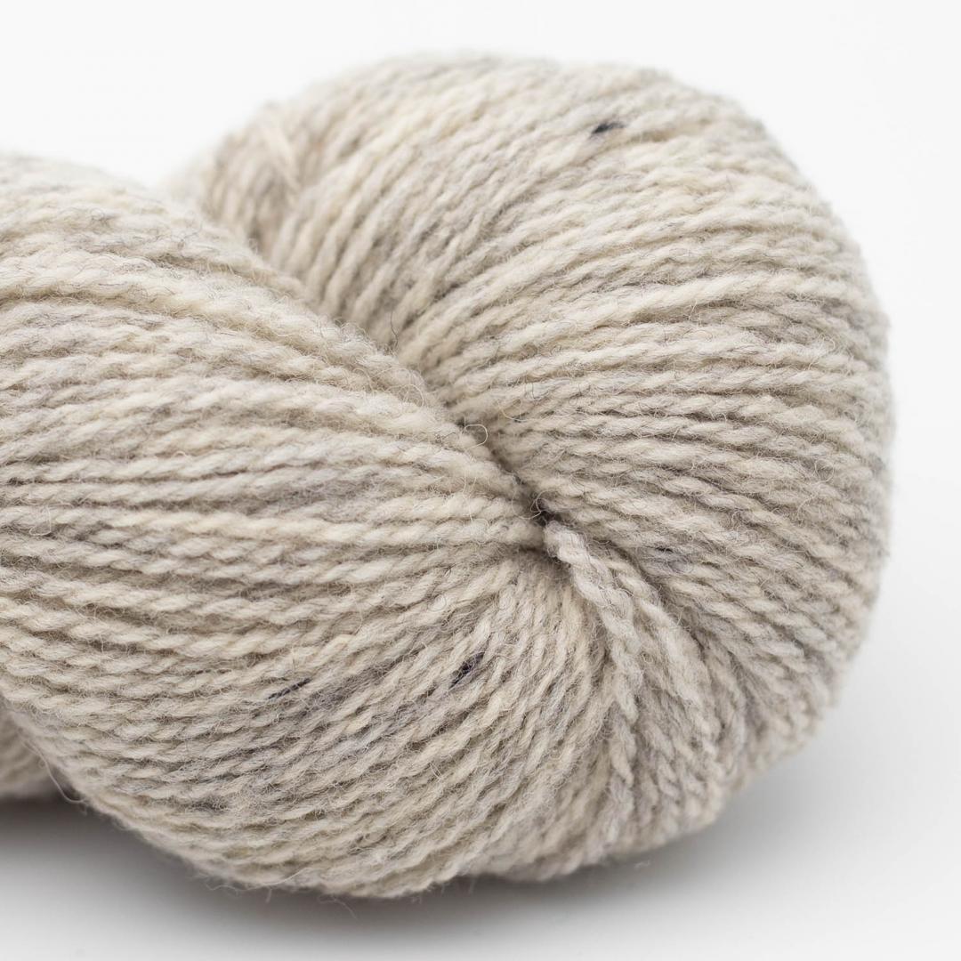 BC Garn Semilla Melange light grey