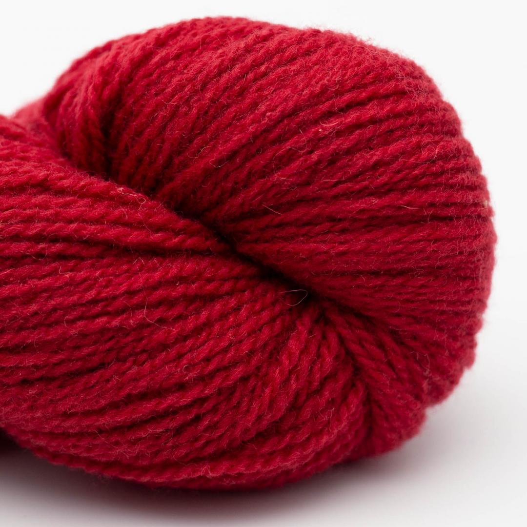 BC Garn Semilla Melange cherry red