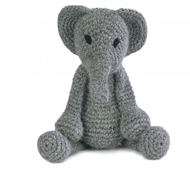 TOFT TOFT Amigurumi Bridget Elephant