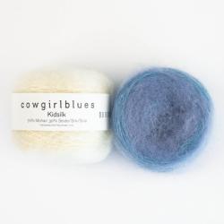 Cowgirl Blues Kid Silk Solid