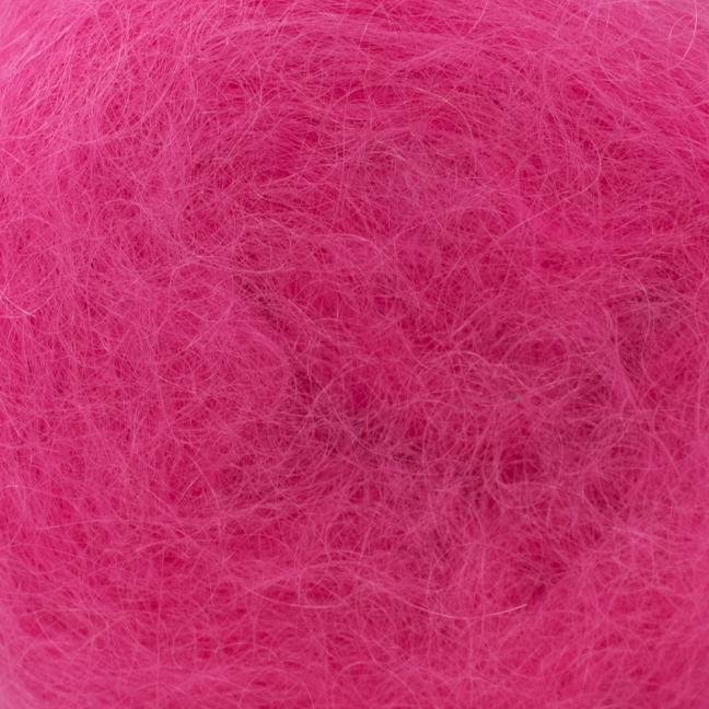 Cowgirl Blues Kid Silk Solid Hot Pink
