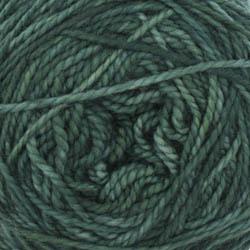 Cowgirl Blues Merino Twist Yarn solids Rainforest