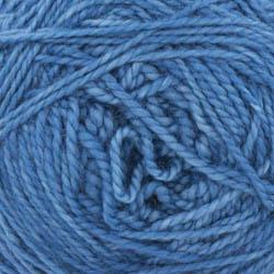 Cowgirl Blues Merino Twist Yarn solids Guinea Fowl