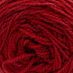 Cowgirl Blues Merino Twist Yarn solids Chilli Pepper