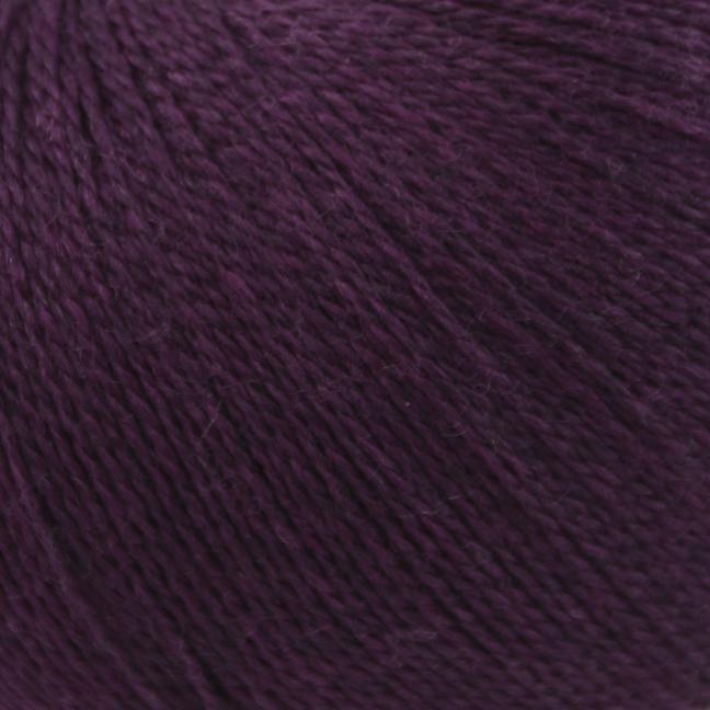 Karen Noe Design Soft touch 3 Pflaume