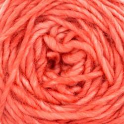 Cowgirl Blues Ensfarvet Aran Single  Ruby Grapefruit