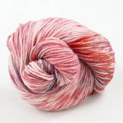 Cowgirl Blues Merino DK Flerfarvet 100g Protea Pinks
