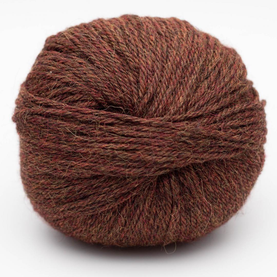 Kremke Soul Wool Baby Alpaca  Chestnut