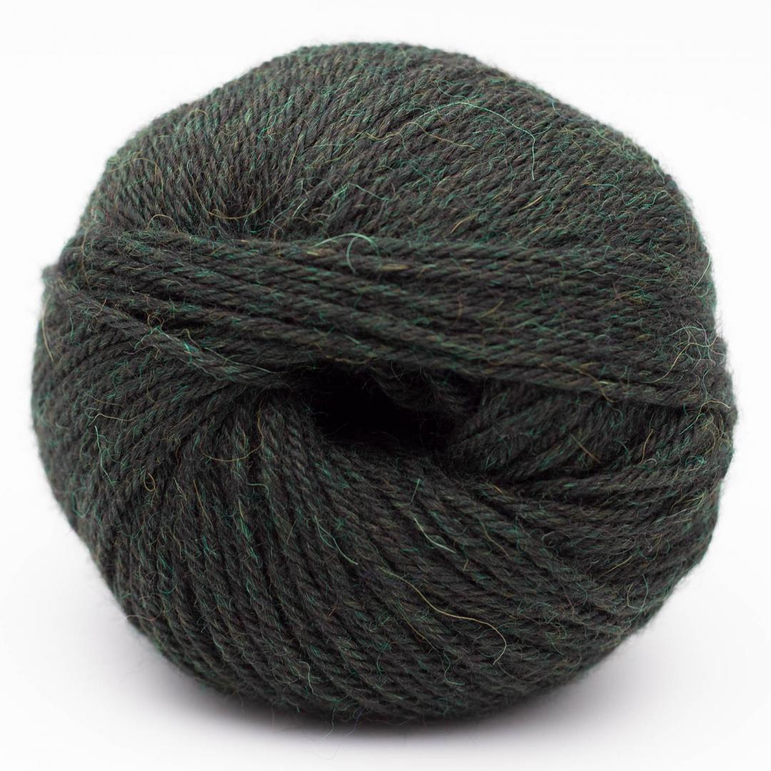 Kremke Soul Wool Baby Alpaca  Forest Green