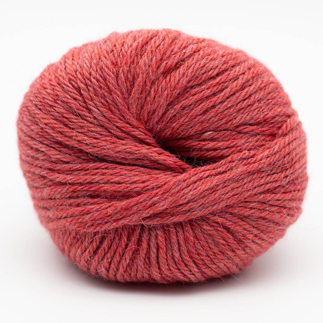 Kremke Soul Wool Baby Alpaca  Coral