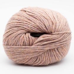 Kremke Soul Wool Baby Alpaca  Salmon Melange