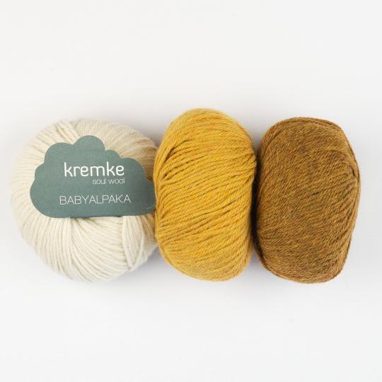 Kremke Soul Wool Baby Alpaca