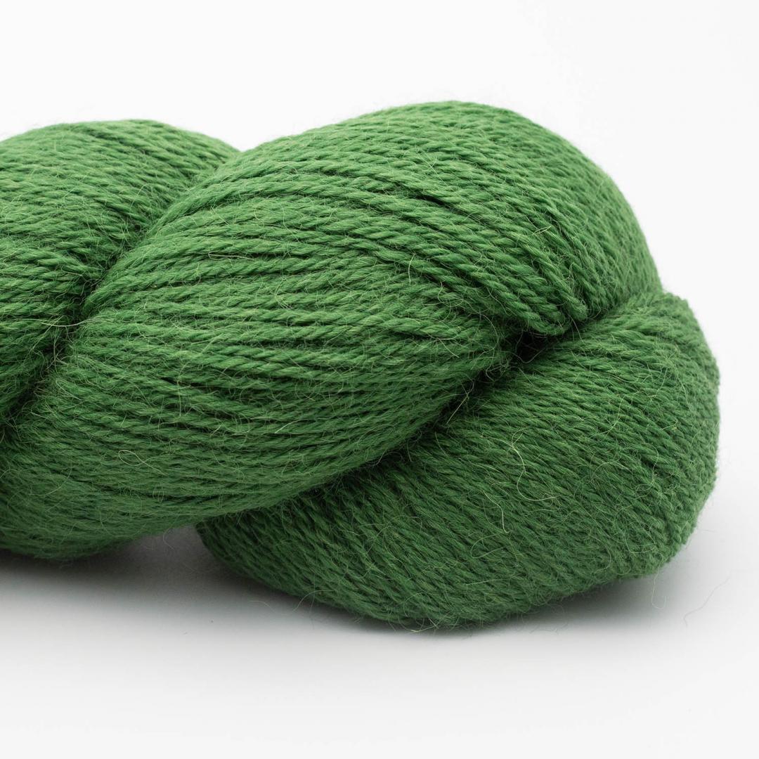 Kremke Soul Wool Alpaca Superfine Fino (100g) wiesengrün_10127