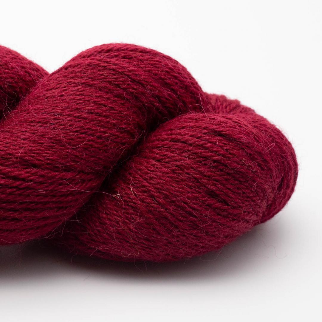 Kremke Soul Wool Alpaca Superfine Fino (100g) ziegelrot_10124