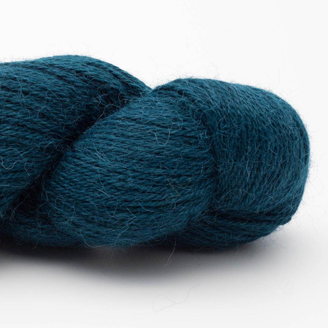 Kremke Soul Wool Alpaca Superfine Fino (100g) waldgrün_10126
