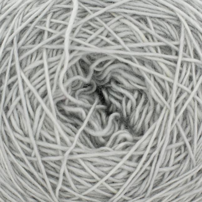 Cowgirl Blues Single Lace Merino Silver Fox
