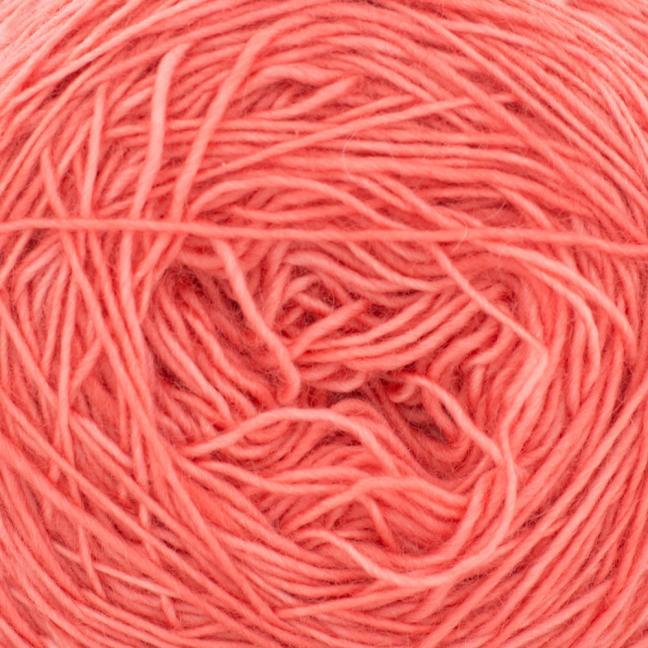 Cowgirl Blues Single Lace Merino Ruby Grapefruit
