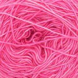 Cowgirl Blues Single Lace Merino Hot Pink